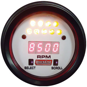 Extreme LCD Digital Tachometer
