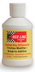 Limited Slip Friction Modifier