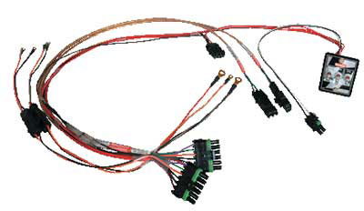 NASCAR Legal Ignition Harness and Switch Panel