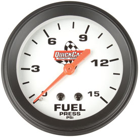QuickCar Fuel Pressure Gauge