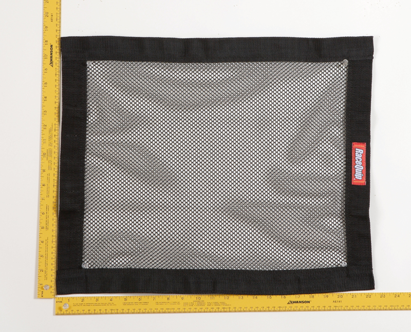 MESH WINDOW NET BLACK