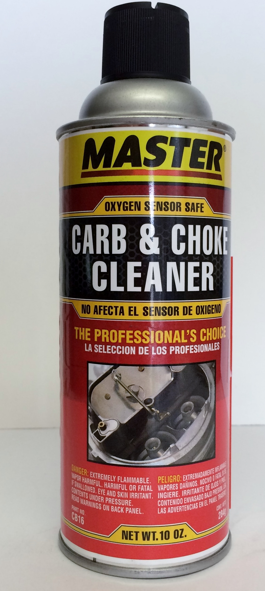 CARBURETOR CLEANER 16oz