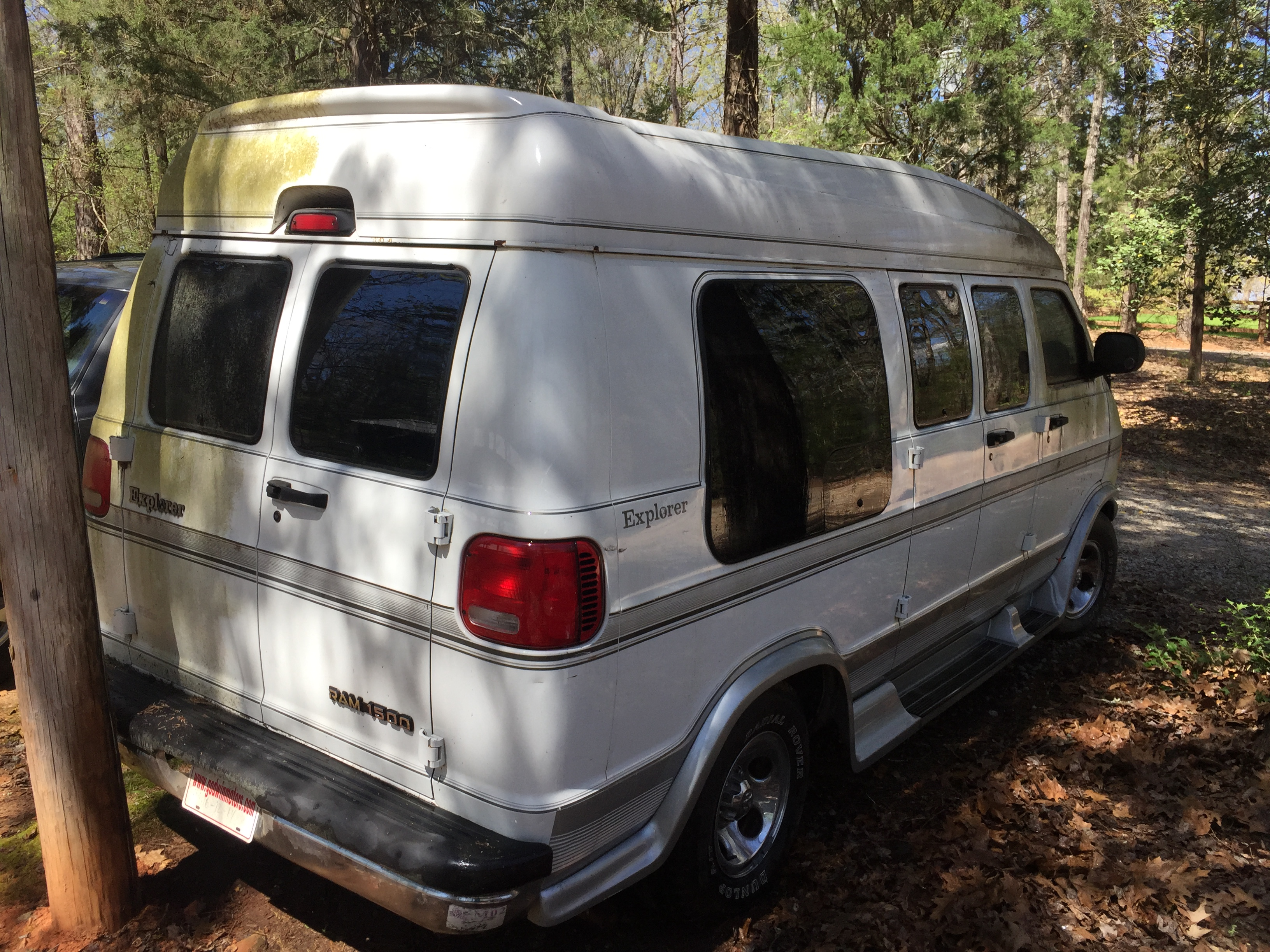 2000 Dodge Ram 1500 Explorer Conversion Van