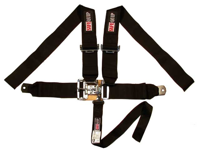 5 Point Junior Champ Kart Beltset